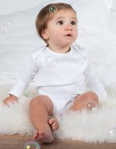 Long Sleeved Baby Bodysuit
