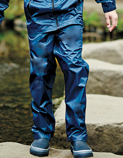 Kids Pro Stormbreak Waterproof Overtrousers